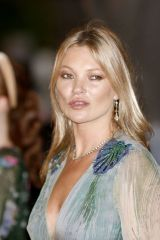 Kate Moss Attending the wedding celebration for Alessandra de Osma and Christian de Hannover at the Osma Museum in Lima