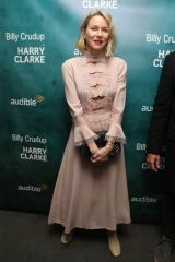 Naomi Watts At Opening night for the critically acclaimed Vineyard Theatre production of Harry Clarke
