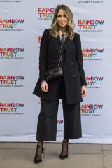 Rachel Stevens At 'Trust in Fashion' fashion fundraiser photocall, The Savoy, London, UK