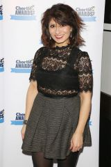 Shappi Khorsandi At The Chortle Awards, Arrivals, London