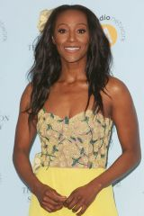 Victoria Ekanoye At RTS Programme Awards, Grosvenor House, London