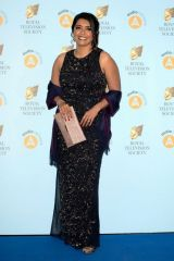 Sunetra Sarker At RTS Programme Awards, Grosvenor House, London
