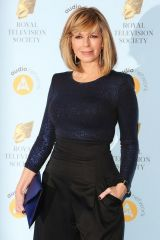 Kate Garraway At RTS Programme Awards, Grosvenor House, London, UK