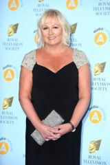 Sue Cleaver At RTS Programme Awards, Grosvenor House, London, UK