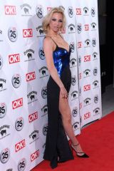 Sarah Harding At OK! Magazine's 25th anniversary party, The Shard, London