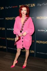 Bella Thorne At 'Midnight Sun' film screening in New York City
