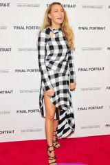 Blake Lively & Ryan Reynolds At 'Final Portrait' film screening after party in New York City