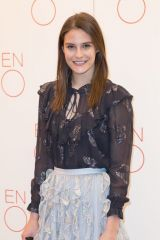 Charlotte Wiggins At La Traviata - VIP Performance and Press Night at London Coliseum