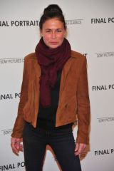 Maura Tierney At A Special Screening of Final Portrait, New York