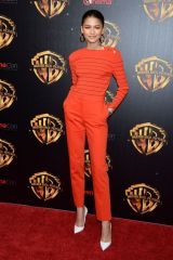 Zendaya At Warner Bros. Pictures 'The Big Picture' presentation during CinemaCon 2018 in Las Vegas