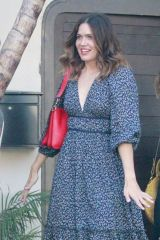 Mandy Moore Leaving a private residence in Beverly Hills