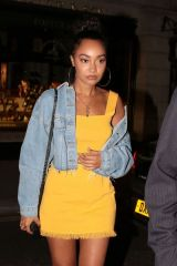 Leigh-Anne Pinnock At Night out in London