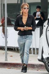 Halle Berry Out in West Hollywood