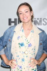 Olivia Wilde At Opening Night Of 'The Humans' in Los Angeles