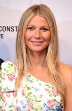 Gwyneth Paltrow At the launch of the new Ladies Automatic Collection in London