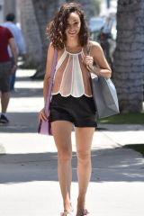 Cara Santana Out and about, Los Angeles