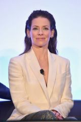 Evangeline Lilly At 'Ant-Man And The Wasp' Global Junket Press Conference in LA