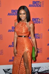 Gabrielle Dennis At 2018 BET Awards in Los Angeles