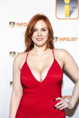 Maitland Ward At 2018 InfoList Pre Comic Con Bash held at OHM Nighclub in Hollywood