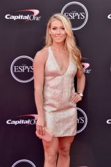 Mikaela Shiffrin At The 2018 ESPYS in Los Angeles