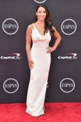 Aly Raisman At The 2018 ESPYS in Los Angeles