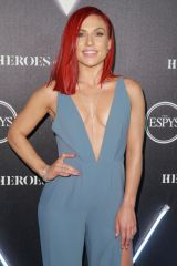 Sharna Burgess At Heroes at the ESPYS at City Market in Los Angeles