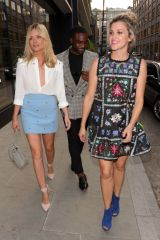 Ashley Roberts At the ITV summer party, held at Nobu Shoreditch restaurant in London
