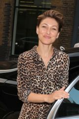 Emma Willis At the ITV summer party, held at Nobu Shoreditch restaurant in London