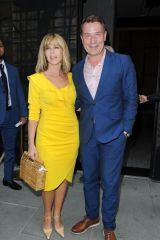 Kate Garraway At the ITV summer party, held at Nobu Shoreditch restaurant in London