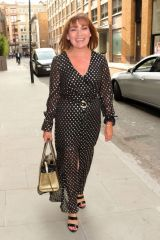 Lorraine Kelly At the ITV summer party, held at Nobu Shoreditch restaurant in London