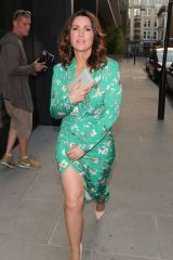 Susanna Reid At the ITV summer party, held at Nobu Shoreditch restaurant in London