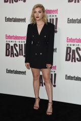 Skyler Samuels At Entertainment Weekly party at Comic-Con in San Diego