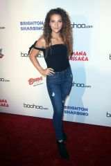 Sofie Dossi At Indiana Massara and Brighton Sharbino's birthday party in Sherman Oaks