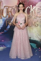 3d47d8d323 Mackenzie Foy At  The Nutcracker and the Four Realms  Premiere ...