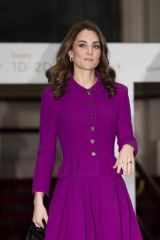 Kate Middleton Visits The Royal Opera House in London