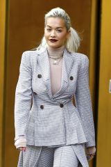 Rita Ora At afternoon out in NYC