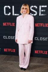 Noomi Rapace At ''Close'' Special Screening in London
