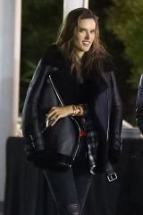 Alessandra Ambrosio At the Chris Cornell Tribute Concert in Los Angeles