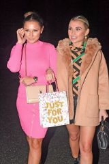 Sam & Billie Faiers At Billie Faiers Birthday Celebrations in Essex