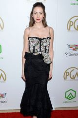 Alison Brie At 30th annual producers guild awards in Beverly Hills