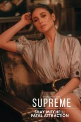 Shay Mitchell - supreme, january 2019