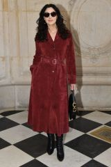 Monica Bellucci At Christian Dior Haute Couture Spring/Summer 2019 show in Paris
