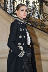 Olivia Palermo At Christian Dior Haute Couture Spring/Summer 2019 show in Paris