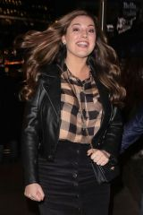 Kelly Brook Leaving Global Radio after her Heart FM Drive Time Radio Show in London