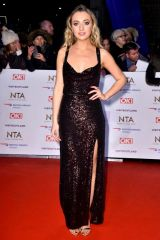 Tilly Keeper At national television awards 2019 in London