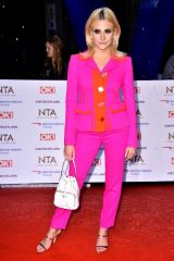 Pixie Lott At national television awards 2019 in London