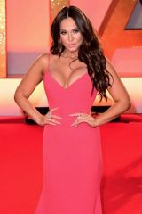 Vicky Pattison At national television awards 2019 in London