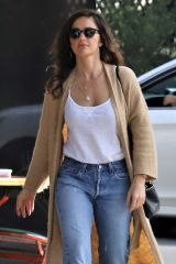Minka Kelly Out in Los Feliz