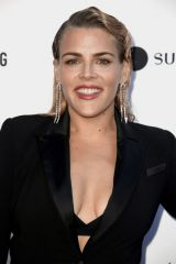 Busy Philipps At The Daily Front Row's 5th Annual Fashion Los Angeles Awards in Beverly Hills