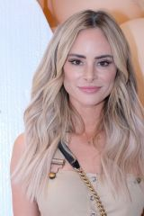 Amanda Stanton At Little James by Kristin Cavallari Pop-up Event, Los Angeles